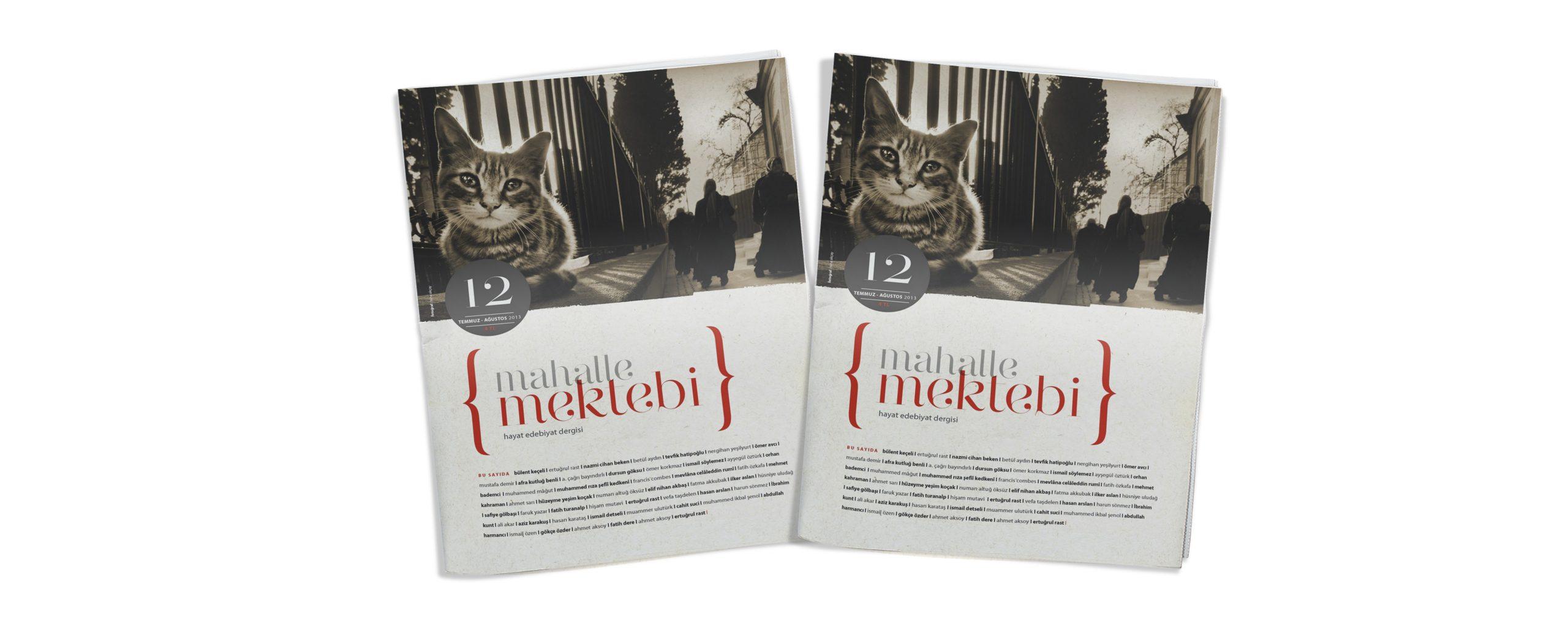 Mahalle Mektebi 12 (Temmuz-Ağustos 2013)