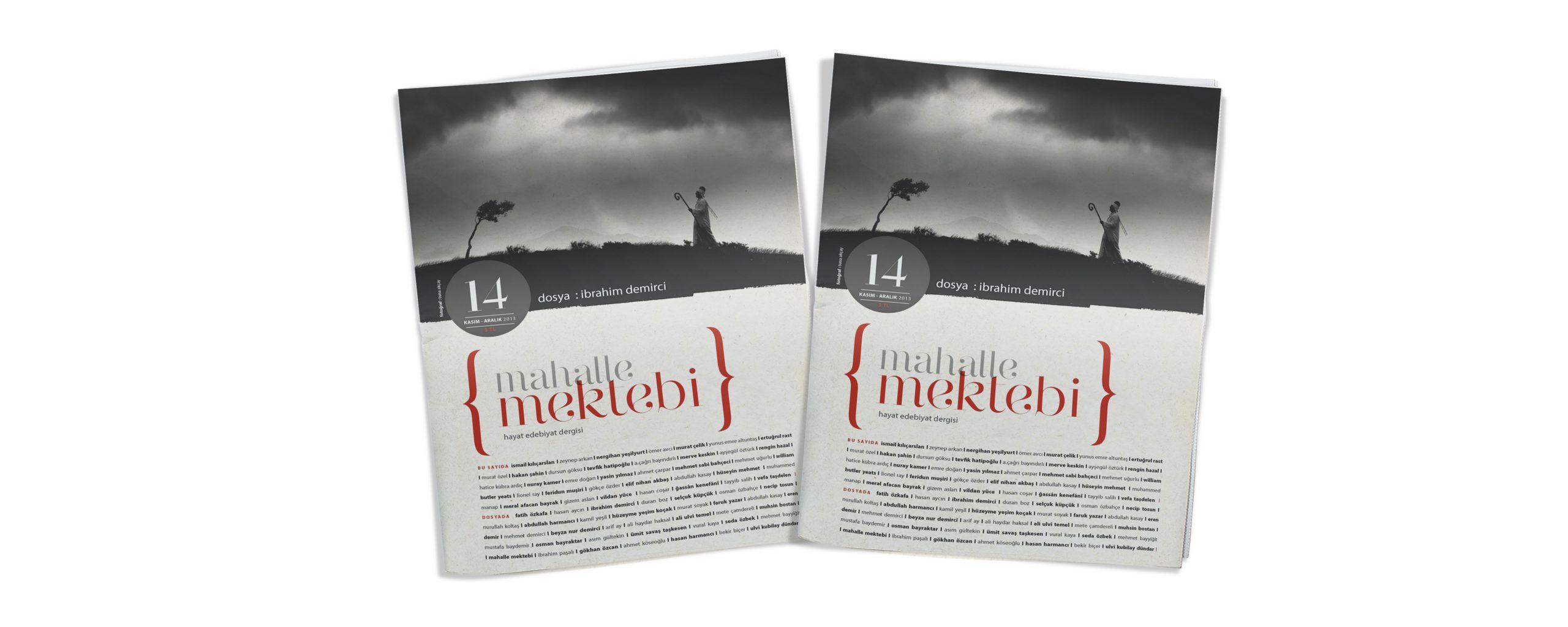 Mahalle Mektebi 14 (Kasım-Aralık 2013)