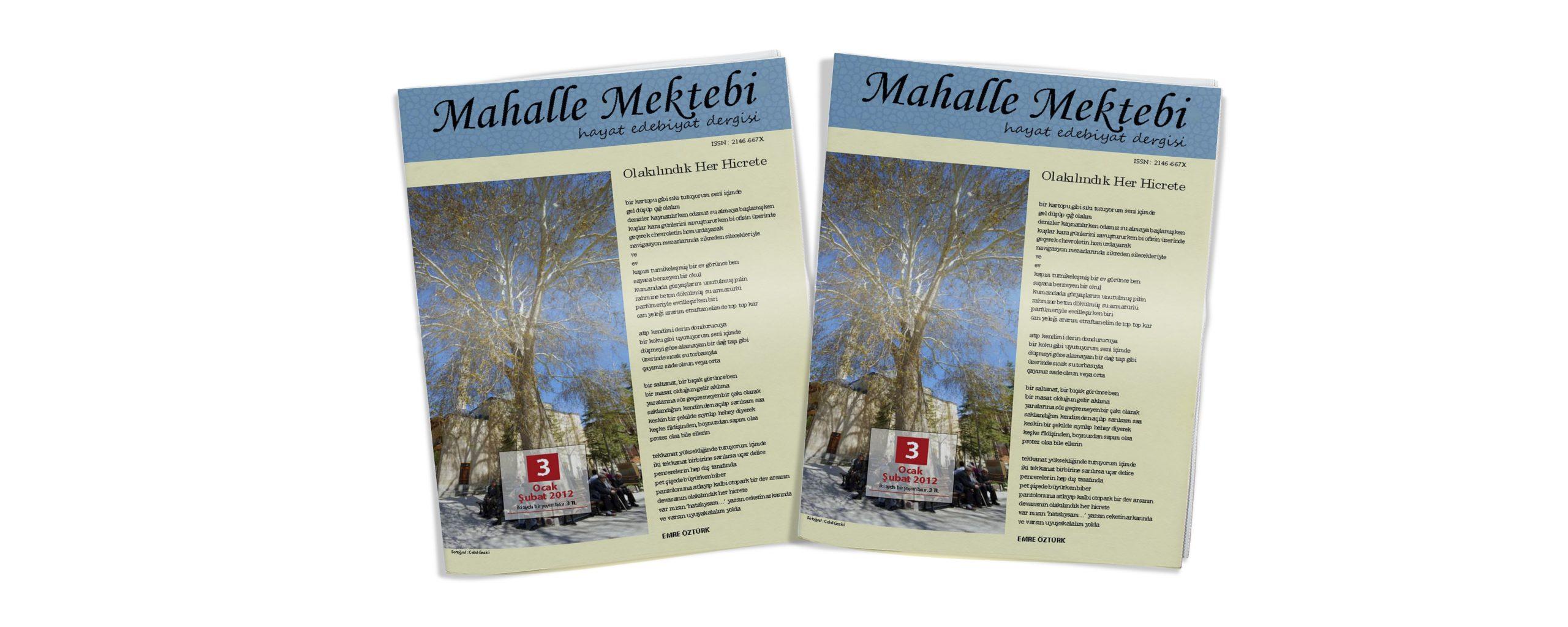 Mahalle Mektebi 3 (Ocak-Şubat 2012)