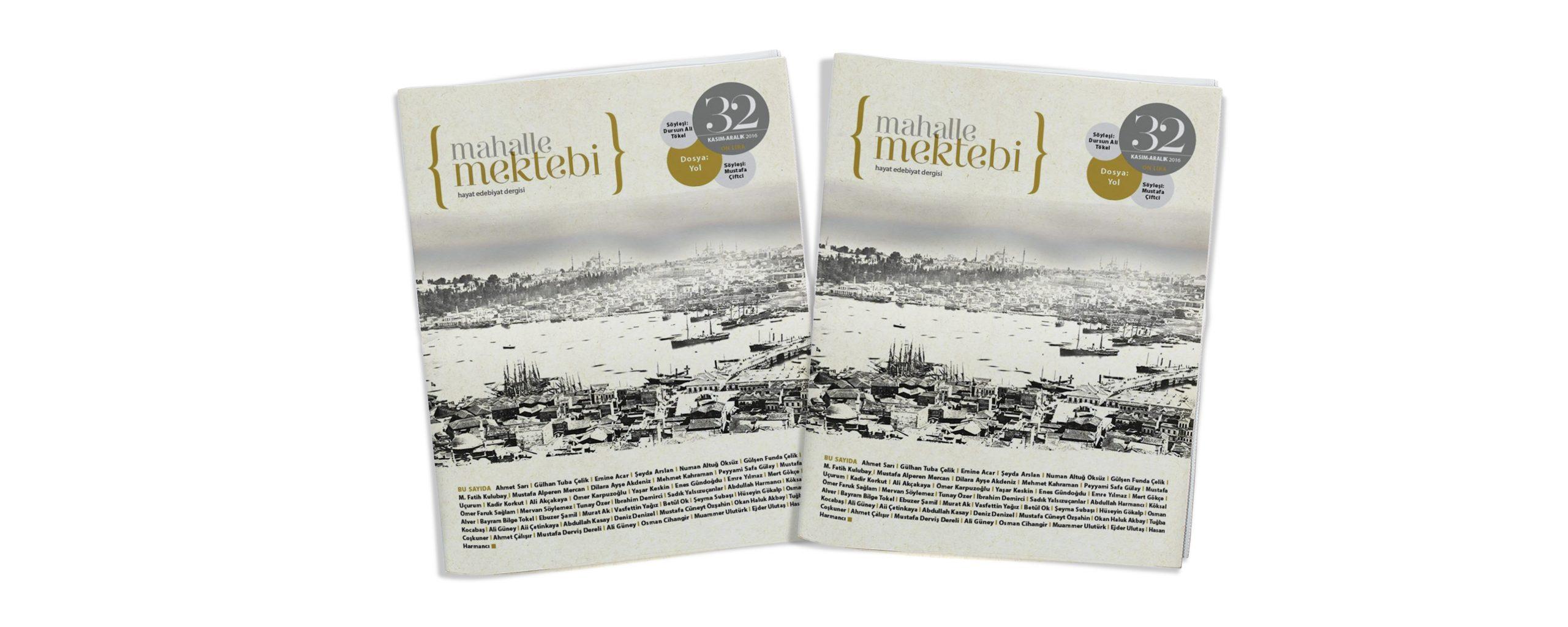 Mahalle Mektebi 32 (Kasım-Aralık 2016)