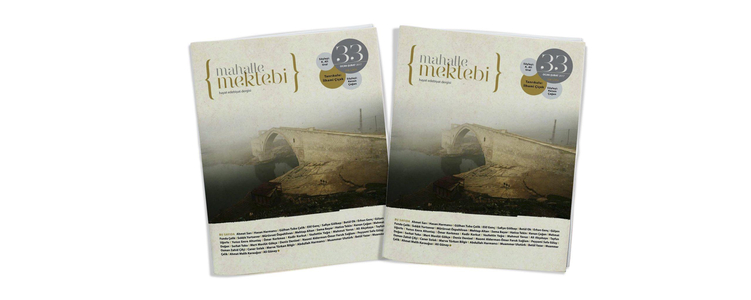 Mahalle Mektebi 33 (Ocak-Şubat 2017)